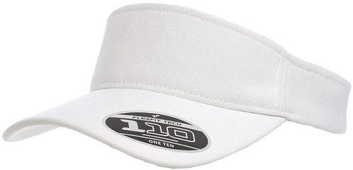 כובע טניס לבן