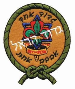 פאצ'ים לצופים - גדוד הראל