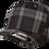 כובע פלקספיט - משבצות סקוטי שחור