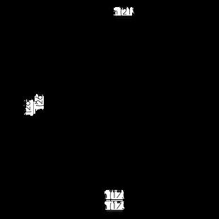 מכונת רקמה - מידות 1