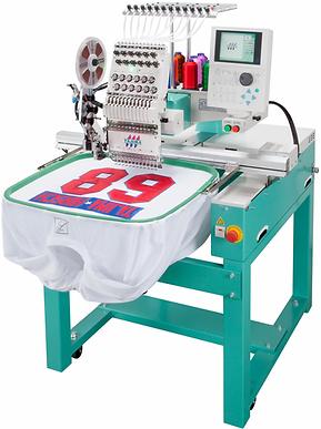 מכונת רקמה ממוחשבת - ראש אחד