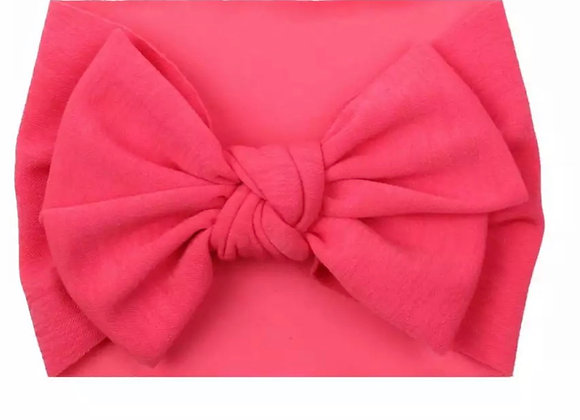 Knotted Wide Band Headband
