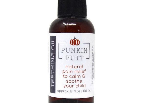 Punkin Butt Teething Oil - 2 oz