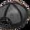 כובע רשת צבאי עם סוגר