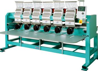 TFMX-C/TFMX-II C series - מכונות רקמה תעשייתיות