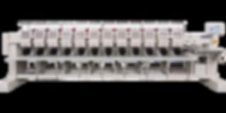 מכונת רקמה ממוחשבת תעשייתית 1