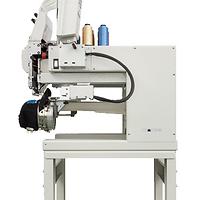 מכונת רקמה - תמונה צדדית