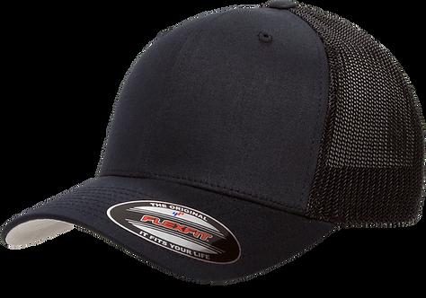 כובע רשת שחור