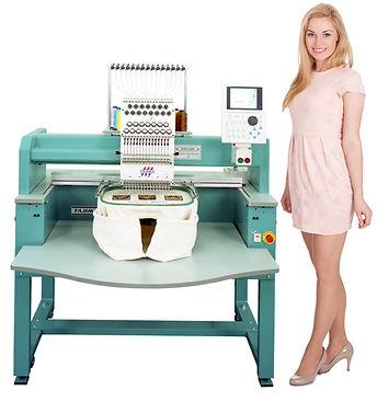 מכונת רקמה ממוחשבת