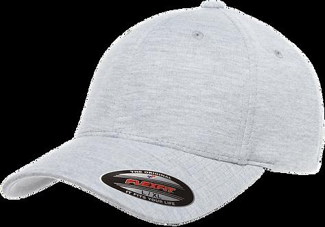(כובע פלקספיט - ג'רסי ( אפור טרנינג