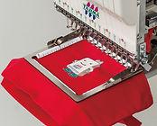מתקן פנאומטי למכונת רקמה