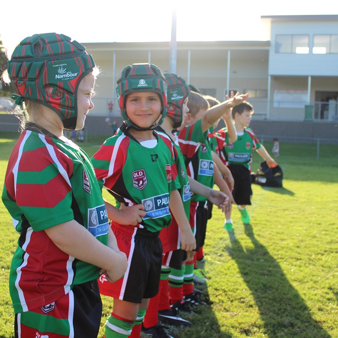 2021 JUNIOR TRAINING COMMENCES for U12s and older