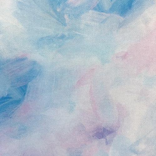Spring Song digital print - Pastel (Half Metre)