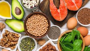 11 Tentempiés sanos de la dieta cetogénica.