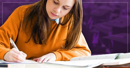 Un programa de becas que evita la deserción escolar