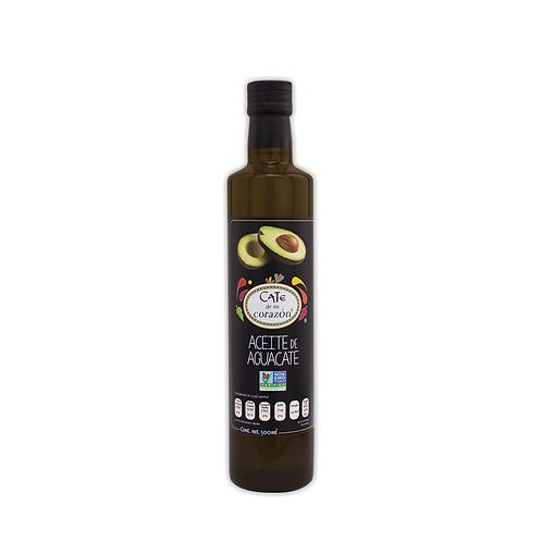 Aceite Comestible de Aguacate Original 500ml