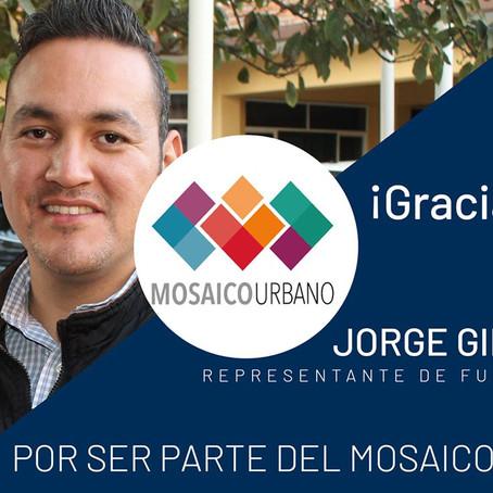Fundaju y Mosaico Urbano fortaleciendo lazos.