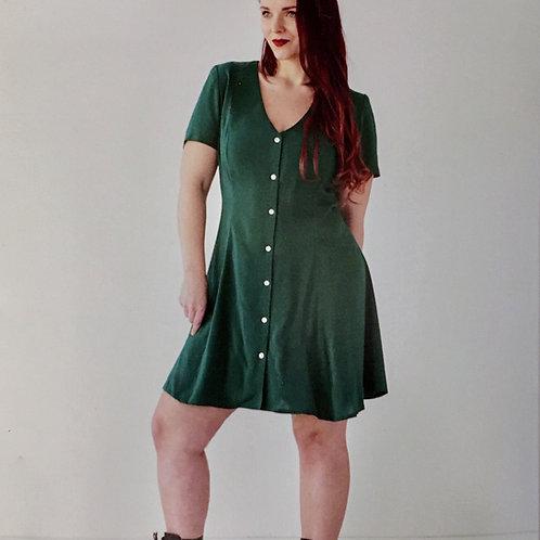 True Bias Shelby Dress/Romper