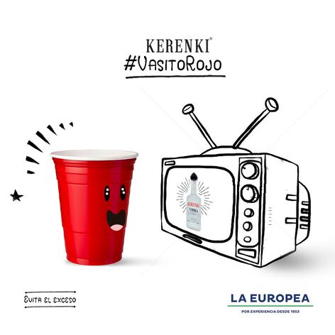 Viernes otra vez, coco loco y te veo reflejada en la televisión ... #KerenkiVodka #PM #Europea http://bit.ly/2jWyfba