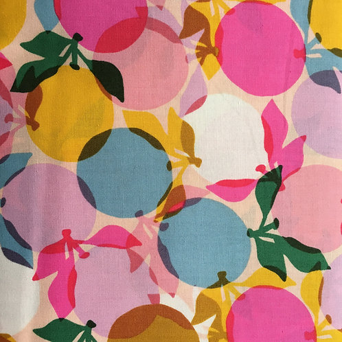 Clementine by Melody Miller - goldenrod  (Half Metre)