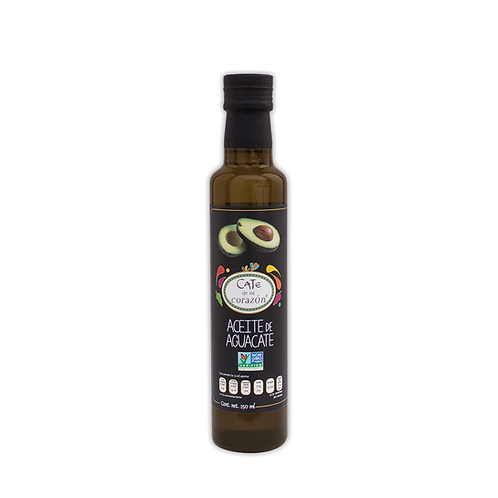 Aceite Comestible de Aguacate Original 250ml