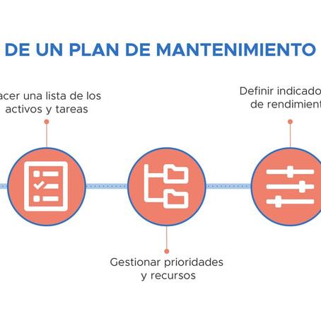 Plan de mantenimiento preventivo en 5 pasos [2021]