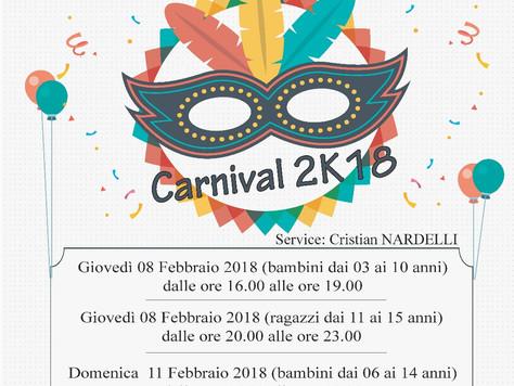 Carnevale 2k18