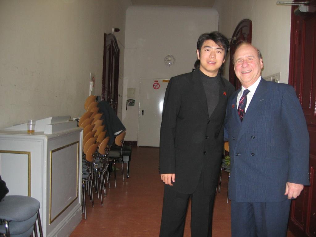 Lang Lang & J Rizopoulos