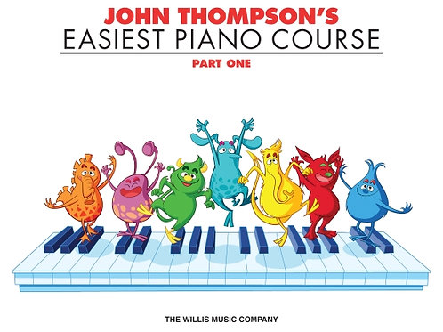 John Thompson<s Easiest Piano Cours 1