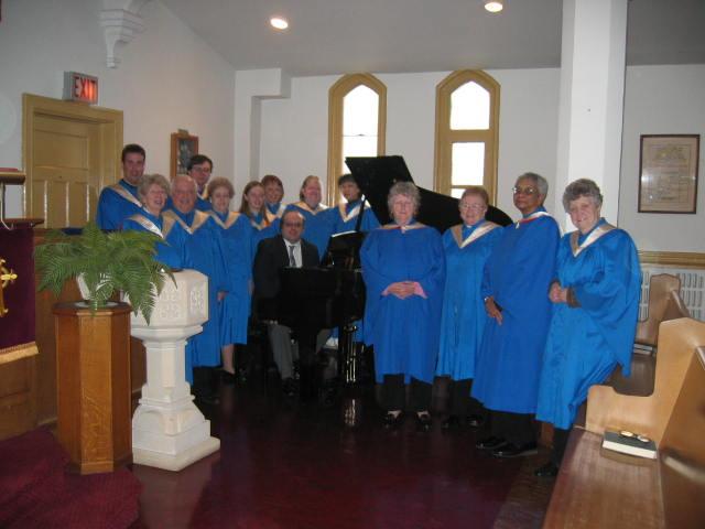 Cuthburts Presbyterrian