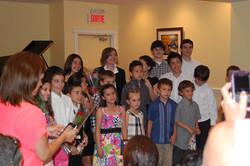 Summer recitals