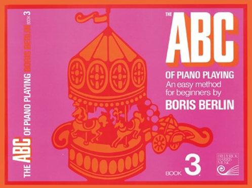 Boris Berlin ABC 3