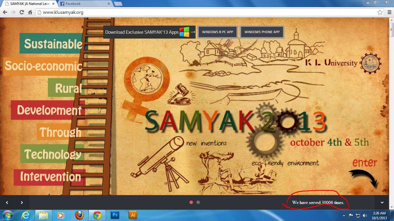 old samyak