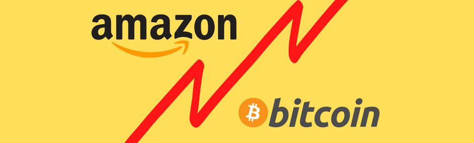 Why was Amazon the biggest threat to bitcoin?