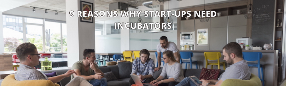 9 Reasons Why Startups Need Incubators