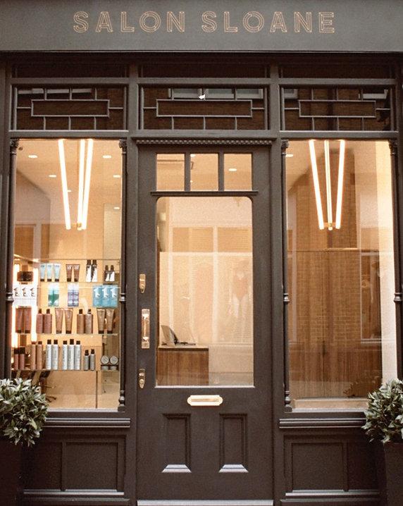 Salon Sloane, Top London Salon