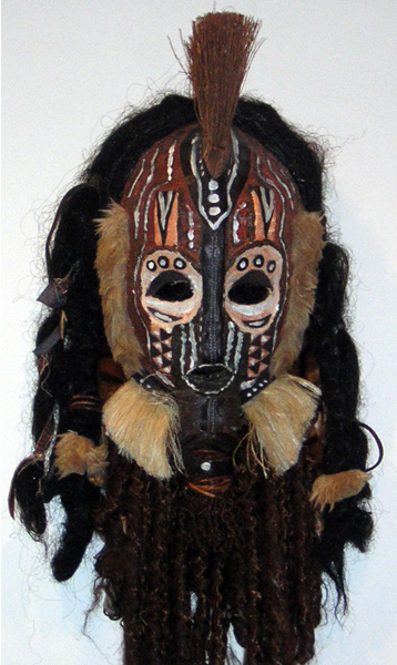 Tribal Mask