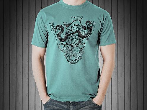 Moustache Twister T-shirt