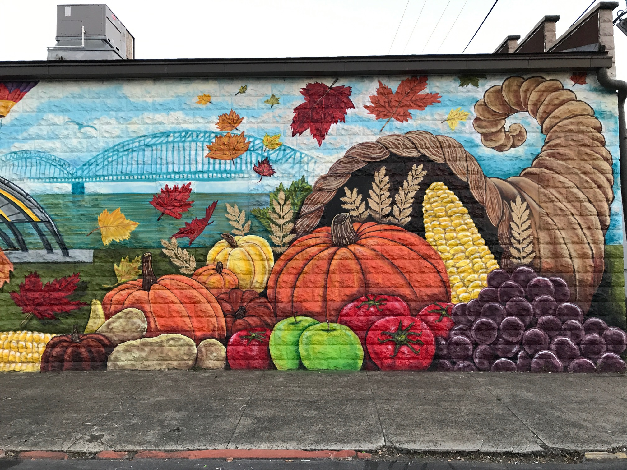 Harvest Homecoming - The Art Cartel - Wi