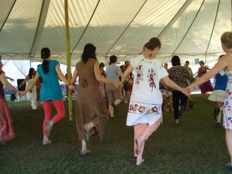 Benefícios e Usos da Dança Circular