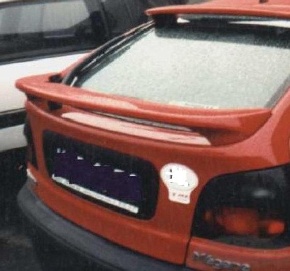 Boot spoiler Renault Megane Mk1 , Hatchback