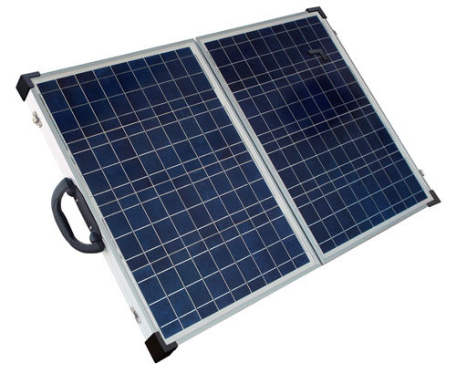 90W 12V Solar Battery Charger