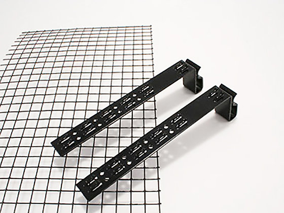 "Array Edge Screen Kit, 8"" x 100', 40 Clips"
