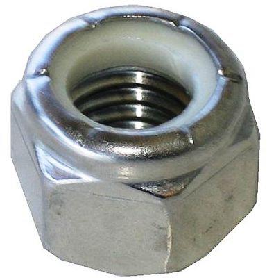 Stainless Steel Nylon Insert Locknuts