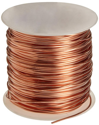 8 AWG Solid Bare Wire