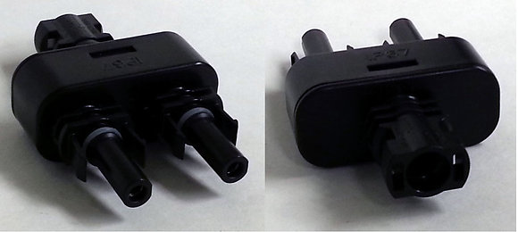 MC4 Parallel Conector (set 2)