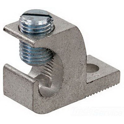 BURNDY Grounding Lug 4-14 AWG Tin Plated Copper