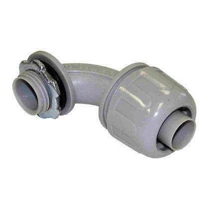 Non-Metallic (PVC) Liquid Tight 90° Angle