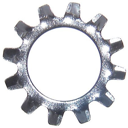 Stainless Steel External Tooth Lock washer