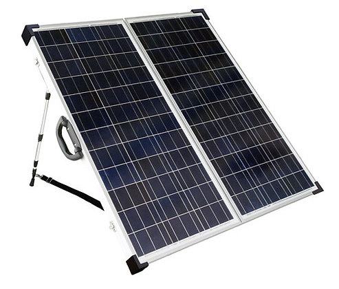 130W 12V Solar Battery Charger